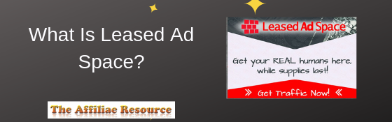 What Is Leased Ad Space