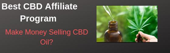 Best CBD Affiliate Program_