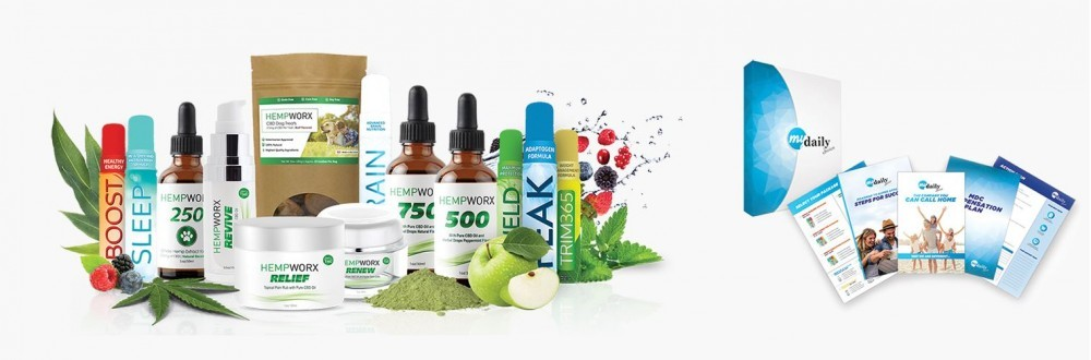 Hempworx CBD Oil Review