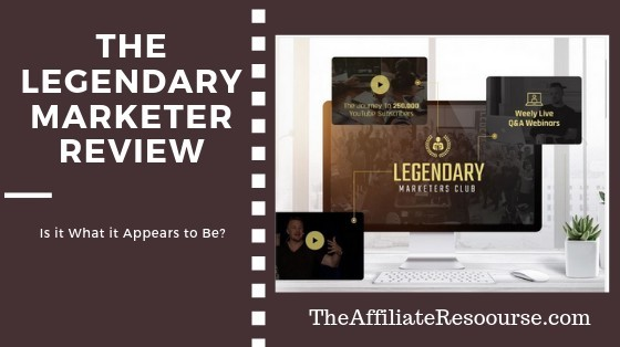 The Legendary Marketer Review