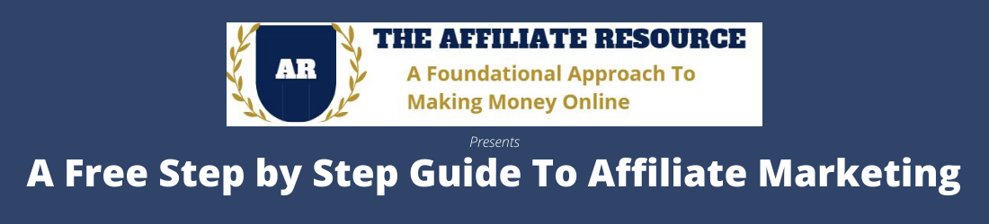A Free Step by Step Guide To Affiliate Marketing