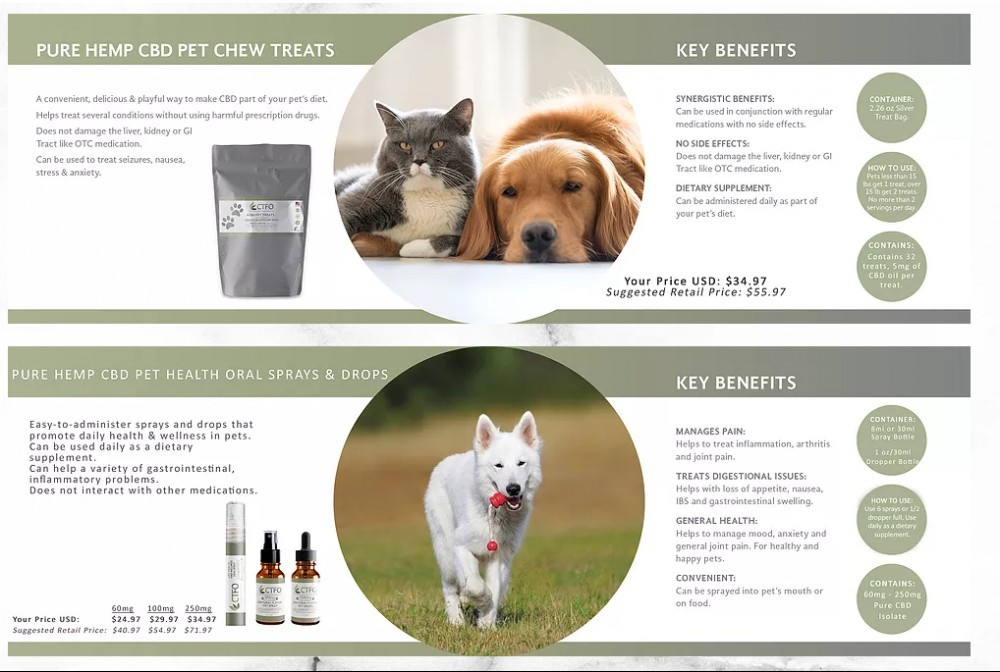 CTFO review pet products