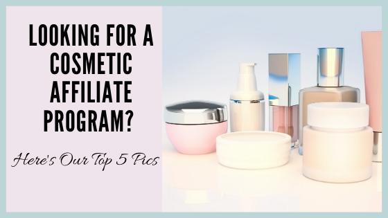 Cosmetic Affiliate Program