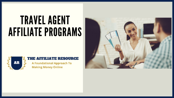 Travel Agent affiliate programs