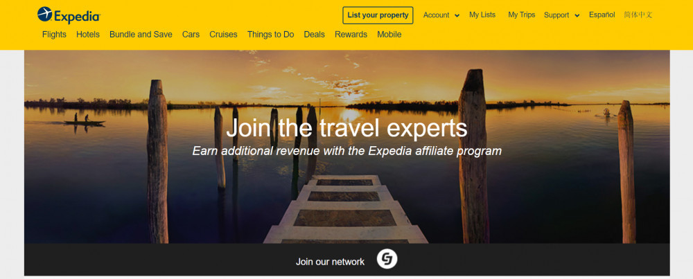 Travel Agent Affiliate Programs_Expedia