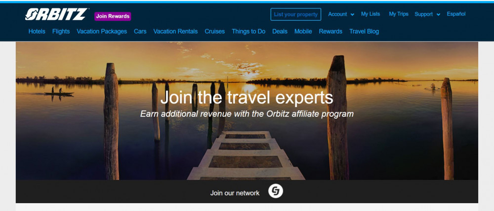 Hotel Affiliate Programs_Orbitz