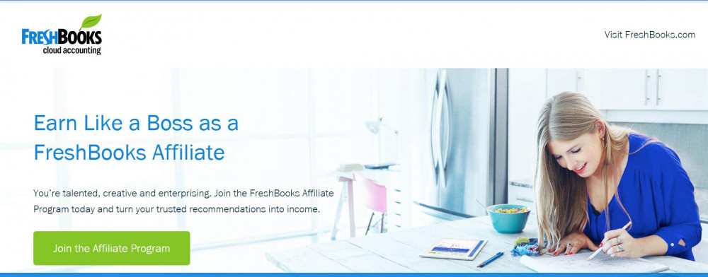 Pay Per Lead Affiliate Programs_Freshbooks