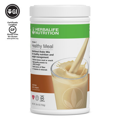 Herbalife Nutrition MLM Review_Formula 1 Healthy Meal Shake Mix