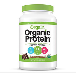 Herbalife Nutrition MLM Review_Orgain Powder