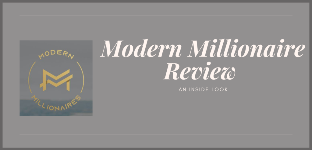 Modern Millionaire Review