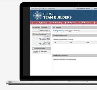 Online Team Builders Review - Snapshop